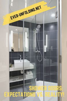 The shower is often more than just a functional part of the bathroom. In many cases, the BEST faucet you can get forms a final part of the entire décor. Vigo Shower Doors, Frameless Shower Doors, Glass Shower Doors, Shower Fixtures, Tub And Shower Faucets, Shower Tub, Dreamline Shower, Shower Cabinets, Walk In Shower Enclosures
