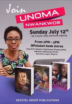 #Lagos #Nigeria#BookSigning #romance #fiction # Christian