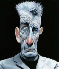 Fernando Vicente—Samuel Beckett