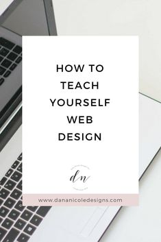 To Easily Teach Yourself Web Design Learn what tools to use to teach yourself web design so you can begin building websites for clients!Learn what tools to use to teach yourself web design so you can begin building websites for clients! Web Design Quotes, Web Design Tips, Web Design Tutorials, Graphic Design Tips, Logo Design, Web Design Company, App Design, Web Design Career, Learn Web Design