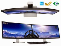 Dell UltraSharp 34 Curved Monitor Unveiled