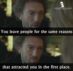 - Vincent Cassel in My King (Mon Roi) 2015