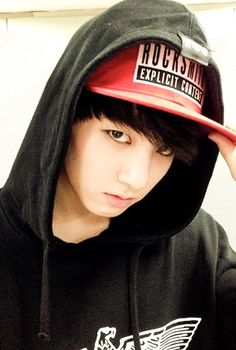 BTS Jungkook /// wills steal ur hat