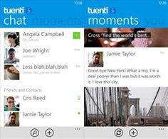 Tuenti lanza su aplicación de chat para Windows Phone   http://www.europapress.es/portaltic/socialmedia/noticia-tuenti-lanza-aplicacion-chat-windows-phone-20130401142422.html