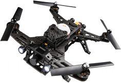 Lo básico que debes conocer sobre los drones de carreras y sus distintos tipos de controladoras. También dónde encontrar drones de carreras ya montados.