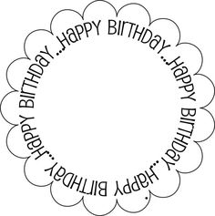 Give Feeling to Your Handmade Projects with These Free Printable Phrases: Printable Birthday Sentiments