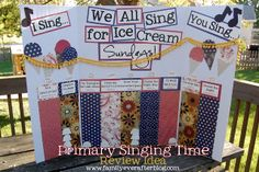Family Ever After....:  Primary Program Review Idea: earn an ice cream sundae party
