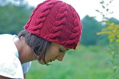 Ripple Cable hat