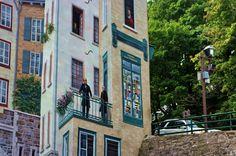 Québec fresque rue Notre-Dame 1 | par paspog