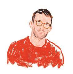 LOÏC PRIGENT On ne présente plus le documentariste de mode français qui, depuis 2011, tient un compte Twitter où il rapporte le meilleur et le pire de ce qu'il entend dans le « pépiement » quotidien de la fashion sphère. Le tout est aujourd'hui compilé dans le livre « J'adore la mode mais c'est tout ce que je déteste » (Grasset). Illustration Damien Cuypers