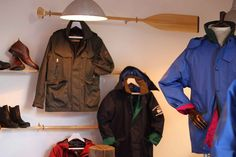 Consort Jackets at Our London Popup Shop!