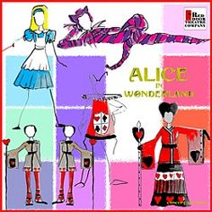 Alice In Wonderland at the Red Door Theatre Company Pasadena, TX #Kids #Events