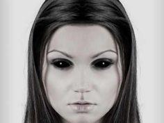 Alien Hybrid Girl