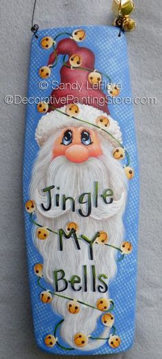Jingle My Bells ePattern - Sandy LeFlore - PDF DOWNLOAD