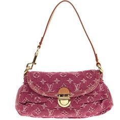Designer Clothes, Shoes & Bags for Women Luxury Purses, Luxury Bags, Denim Handbags, Purses And Handbags, Aesthetic Bags, Vetement Fashion, Pre Owned Louis Vuitton, Denim Bag, Cute Purses