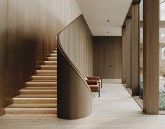 Style At Home, Home Interior Design, Interior Architecture, Studio Interior, Interior Concept, Suite Room Hotel, Australia House, Entry Stairs, Hotel Concept