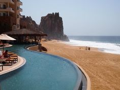 Grande Playa, Cabo San Lucas. I wish I could have stayed here forever.