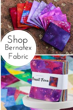 Browse Craftsy's online selection of Bernatex fabrics and find the perfect color and cut for your next quilting project! With Bernatex fabrics, you'll enjoy an array of color highlighted against their unique, textured print. Plus, when you buy Bernatex fabrics on Craftsy you're sure to get the best deal and enjoy the convenience of buying your fabric online.