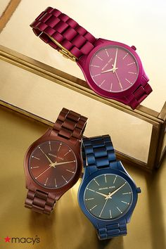Looking for the perfect gift? Time is on your side. Shop Michael Kors watches now. Jewelry Accessories, Fashion Accessories, Fashion Jewelry, Love To Shop, Minimal Fashion, Inspirational Gifts, Swagg, Michael Kors Watch, Jewelery