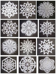 117 best snowflake patterns and templates images on pinterest
