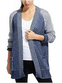 Crosswalk Cardigan Sweater