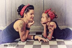 mom and daughter pin up - Pesquisa Google