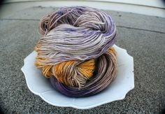Song Bird - Hand Dyed Sock Yarn