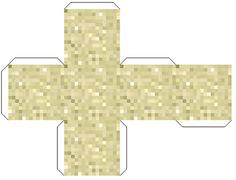 Minecraft con Papel. Instrucciones:. -Imprimir los bloques / objetos que queres hacer, o copia los que queres hacer en una sola imagen para ahorrar papel. -Es preferible que tu impesora imprima a color y tenga una resolución de 2360 x 2360 para que...
