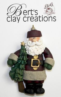 Clay ornament found on Etsy!