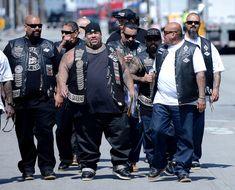 Harley Street Bob, Pull No Punches, Earthquake And Tsunami, Blood Brothers, Motorcycle Clubs, Vietnam Veterans, Big Men, A Decade, Long Beach
