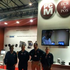 staff at show in Broadway Shows, Flat Screen, Barcelona, Tv, Innovative Products, Events, Flatscreen, Barcelona Spain, Television Set