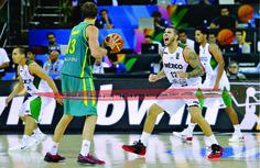 Duro revés para México en Mundial de Baloncesto 2014