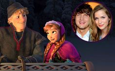 Actors chosen to portray Anna and Kristoff for Once!!!