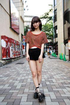 【】 Hito STREET SNAP | ストリート スナップ | 原宿 (东京) |