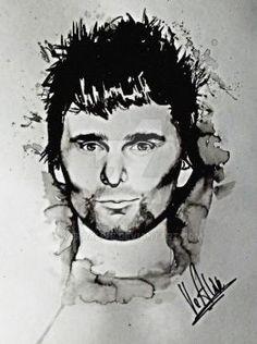 Matthew Bellamy - Muse by VeraAlive