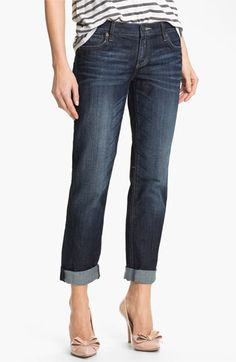 KUT from the Kloth Boyfriend Jeans available at Nordstrom