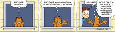 Garfield by Jim Davis for Feb 27, 2017 | Read Comic Strips at GoComics.com