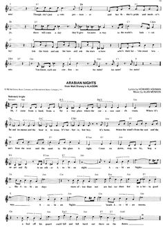 (Sheet Music - Piano) Disney Fake Book