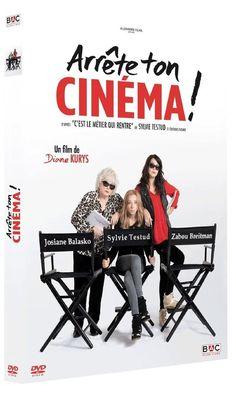 Arrête ton cinéma ! (2015) - DVD   NEUF