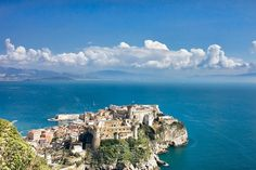 Aragonese castle - Gaeta (LT).  How have I never been here?