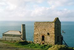 Levant Mine is one of Cornwall's most famous tin and copper mines.