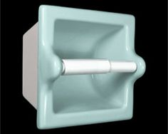 Baldwin 66 recessed bathroom pantry products pinterest bathroom and pantry - Recessed toilet roll holder ceramic ...