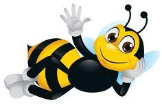 View album on Yandex. Cartoon Cartoon, Animated Bee, Bee Clipart, Bee Painting, Image Digital, Bee Party, Cute Bee, Clip Art, Animation