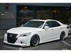 Toyota Crown Athlete Toyota Crown, Lexus Rx 350, Japan Cars, Toyota Cars, Car Tuning, Jdm Cars, Car Cleaning, Future Car, Cars And Motorcycles