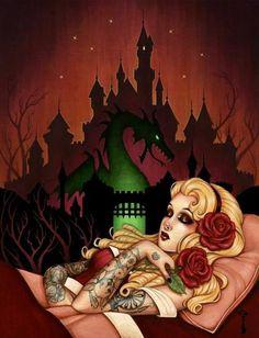 Sleeping Beauty - Glenn Arthur