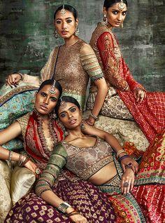 """Tarun Tahiliani Spring/Summer 2016 Collection """