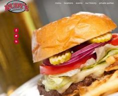 Rudys Pub and Grill is a restaurant and pub in Newport Beach and Lake Forest California Portfolio Web Design, Portfolio Website, Seo Website Design, Think Fast, Custom Web Design, Free Tarot, Digital Marketing, Grilling, Ethnic Recipes