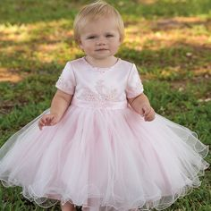 Sarah Louise Ceremonial Ballerina Length Dress 70023