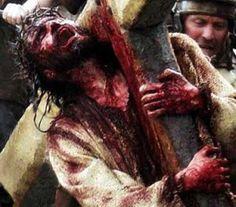 Cristo carregando a cruz