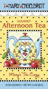 Mary Engelbreit's Afternoon Tea with tea...